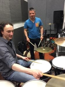 Drum Coaching, Schlagzeugunterricht, Schlagzeuger, Drummer, Coach, Lehrer, Unterricht, Drums, Drumset